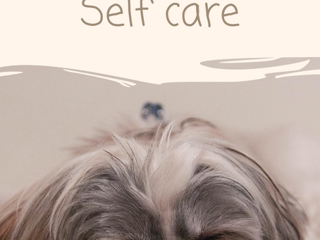 Put Self-Care into your Schedule