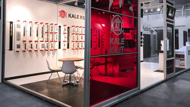 Kale Kilit Interbuild 2018