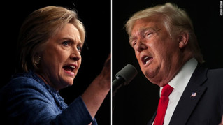 Are Hillary and Trump showing up in your workplace?