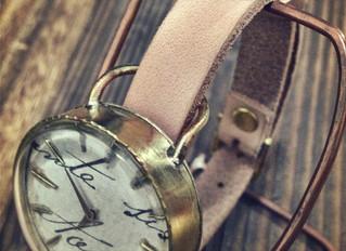 真鍮と本革で作る世界に一つの腕時計 work shop