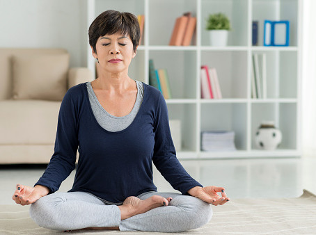 Can yoga slow brain aging?