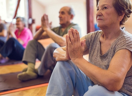 Yoga improves mental function in adults with mild cognitive impairment