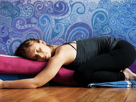 Yoga Helps You Adapt Better to Stress Examining Yoga and Heart Rate Variability
