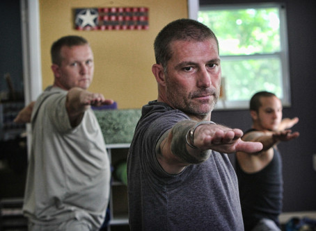 Yoga for military veterans study highlights common research challenges