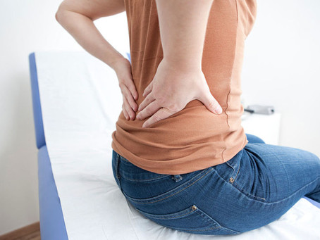 Back pain? Here's what you need to know