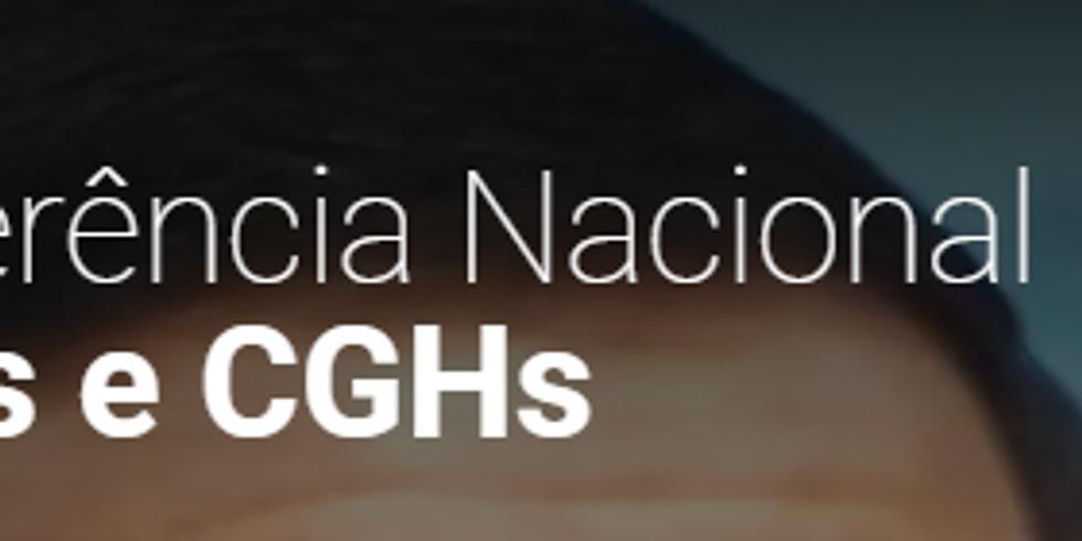 IV Conferência Nacional de PCHs e CGHs