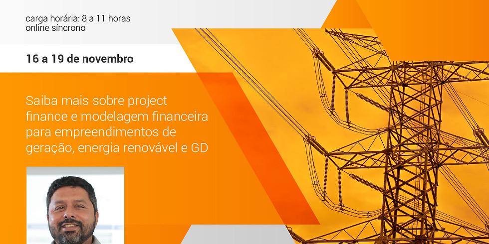 Project Finance em Energia