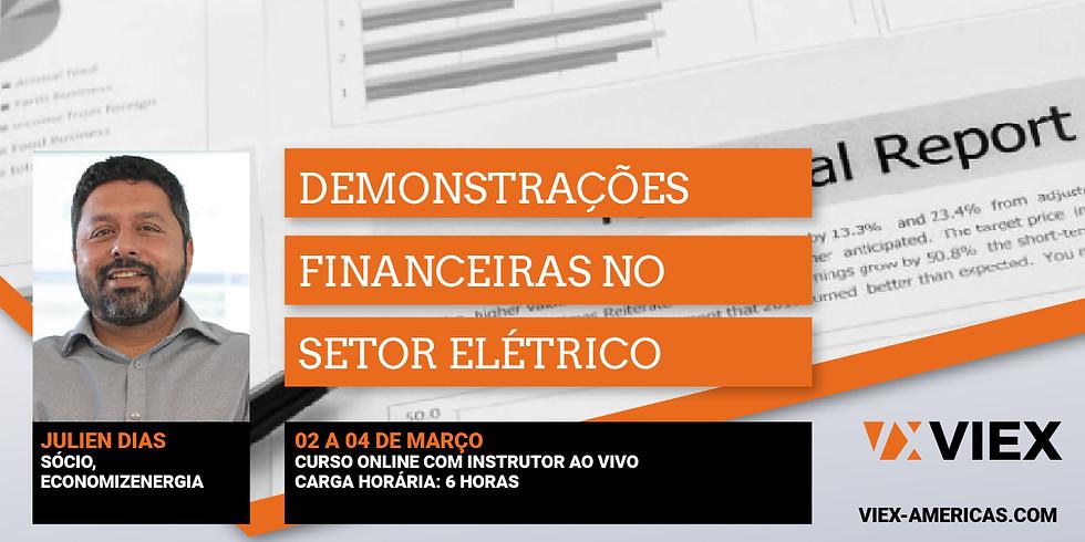 Modelagem Financeira & Demonstrações Financeiras