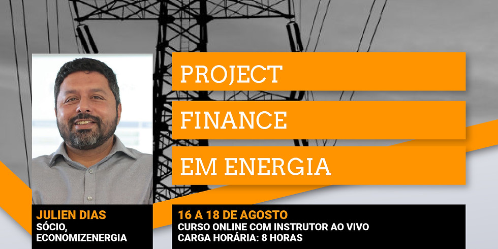 Curso Project Finance em Energia - VIEX