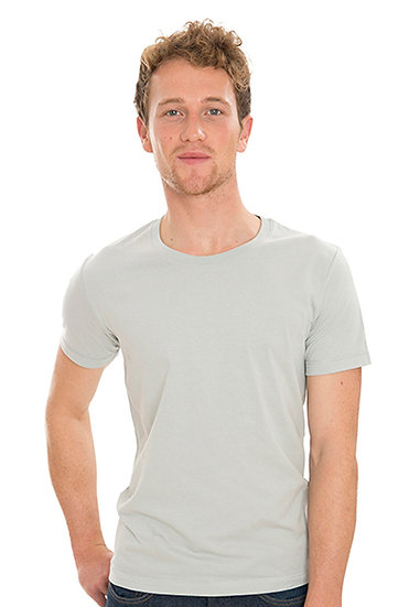 Men's Organic Fitted T-Shirt