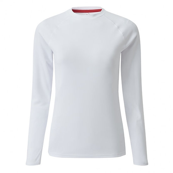LADIES UV TEC LONG SLEEVED TEE