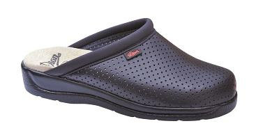 CHEF LEATHER CLOG