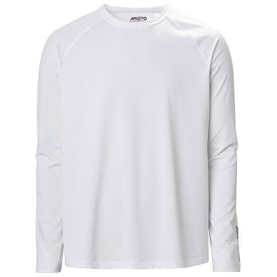 MUSTO EVOLUTION SUNBLOCK LONG SLEEVE T-SHIRT 2.0