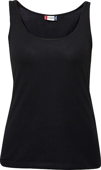 Ladies sleeveless tanktop