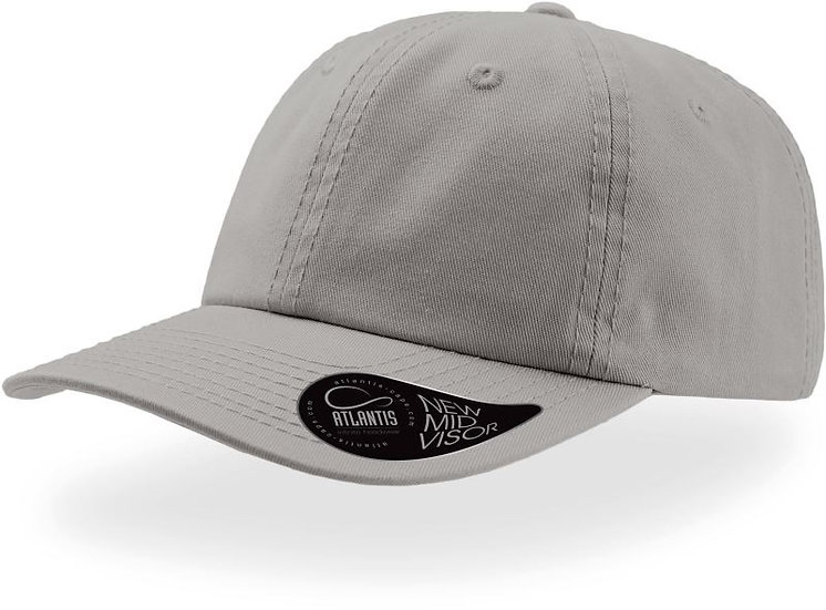 LOW PROFILE MID VISOR CAP