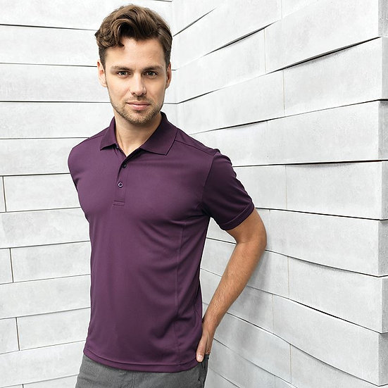 Men´s Coolchecker® piqué polo