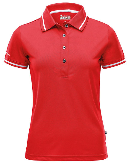 MARINEPOOL SPEED PROMO POLO WOMAN