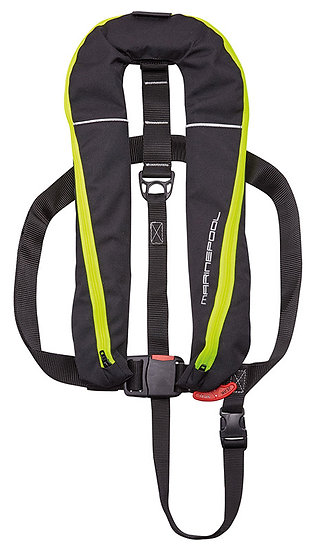 MARINEPOOL LIFEJACKET ISO 150N AERO PLUS