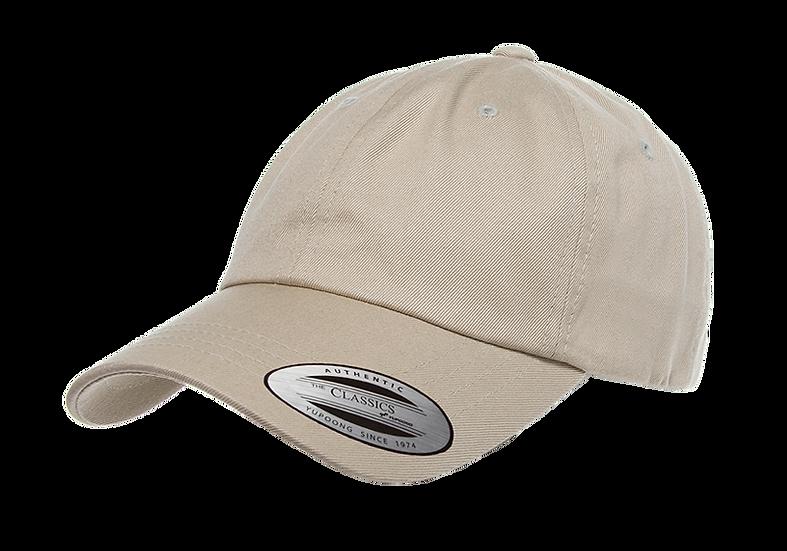 Classics Low Profile Cotton Twill Cap