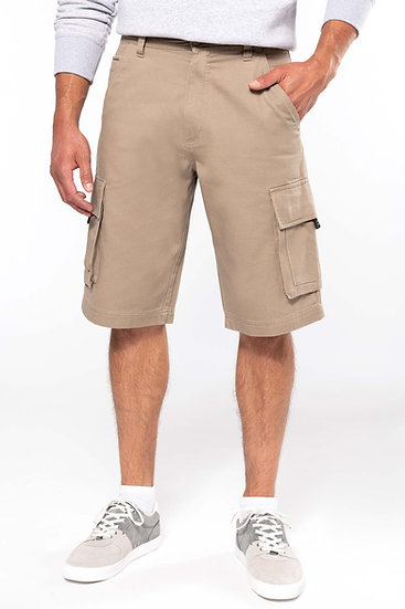MENS MULTI POCKET SHORT KARIBAN