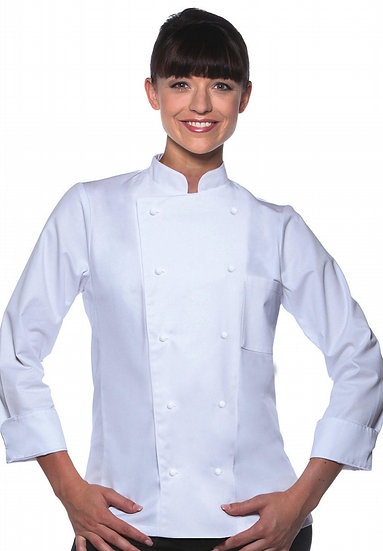 UNISEX BASIC CHEF JACKET