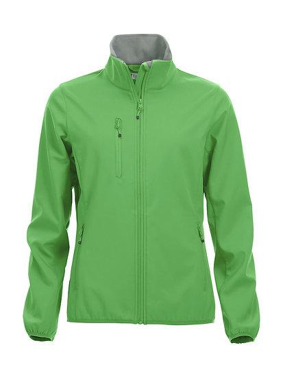 Ladies Basic Softshell Jacket