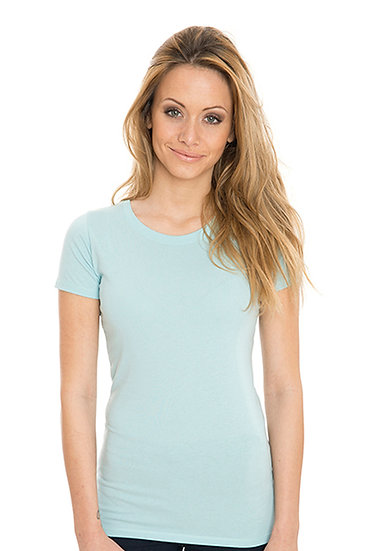 Women's Organic Fitted T-Shirt