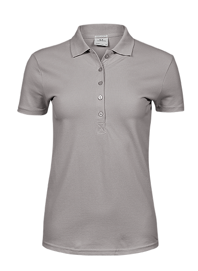 LADIES LUXURY STRETCH POLO TEEJAYS