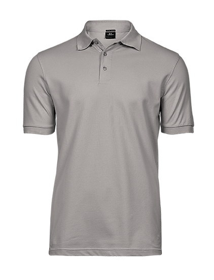 MENS LUXURY STRETCH POLO TEEJAYS
