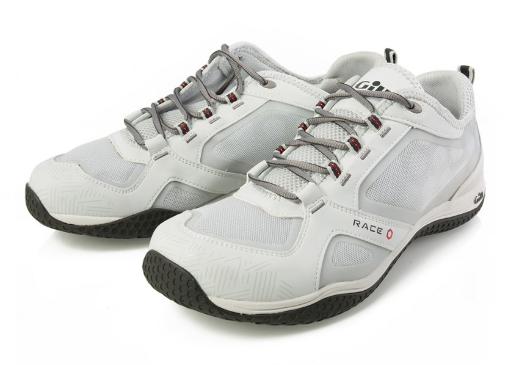 GILL RACE TRAINER SILVER