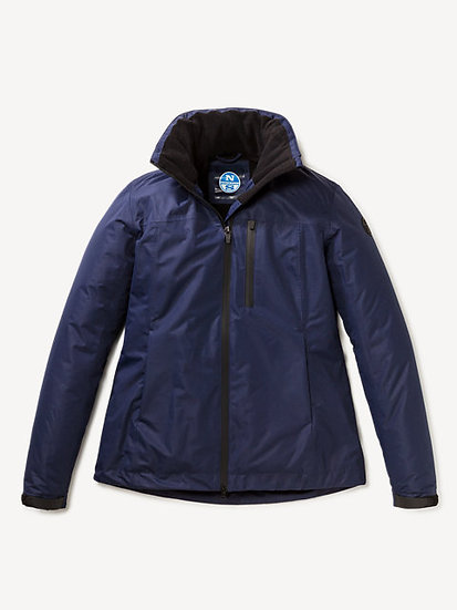 NORTH SAILS WINTER JACKET CREW WOMAN