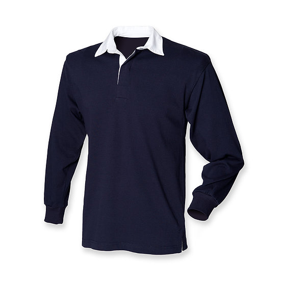 MENS LONG SLEEVE ORIGINAL RUGBY SHIRT