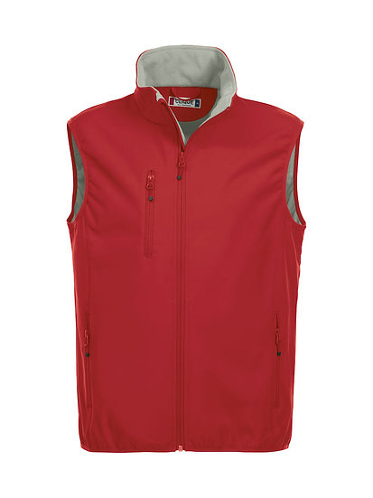 RACING SOFTSHELL VEST MEN