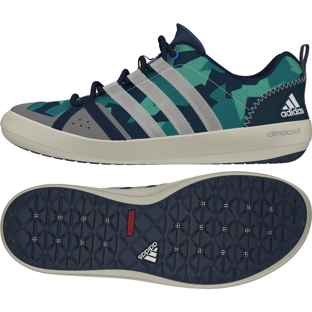 San Francisco fd0d3 7cd8f ADIDAS CLIMACOOL BOAT LACE SHOE