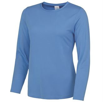 WOMANS LONG SLEEVE QUICK DRY TEE