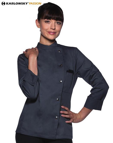 CHEF JACKET LONG SLEEVE LADIES