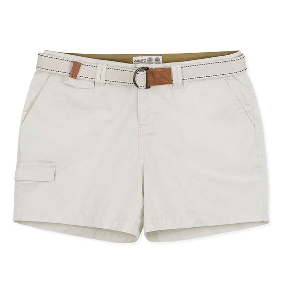 MUSTO WOMEN'S TACK COTTON SHORT