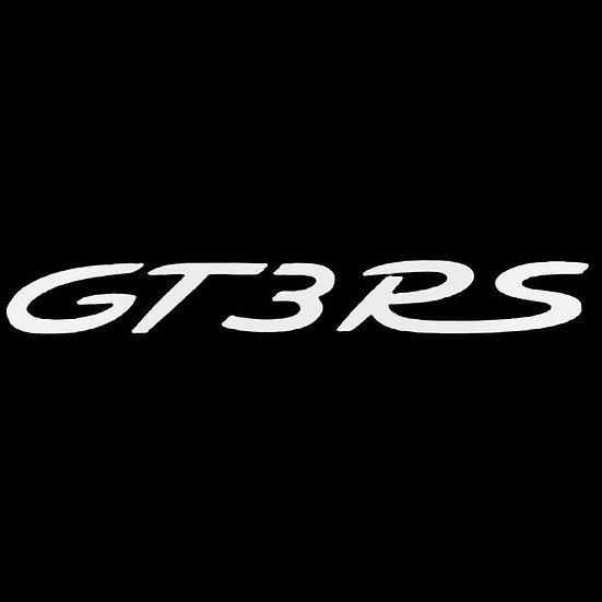 GT3 RS LOGO DOOR MAT