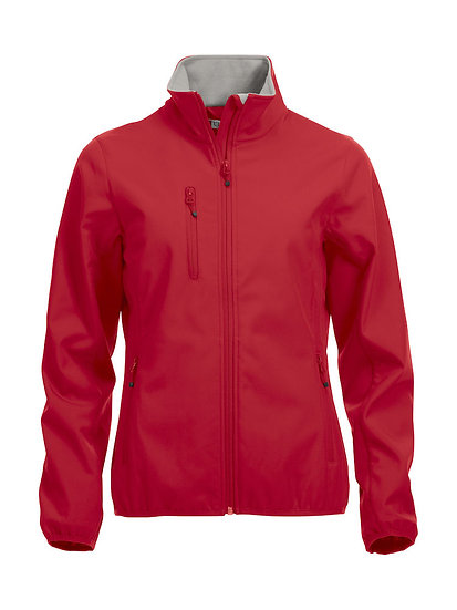 RACING SOFTSHELL JACKET LADIES