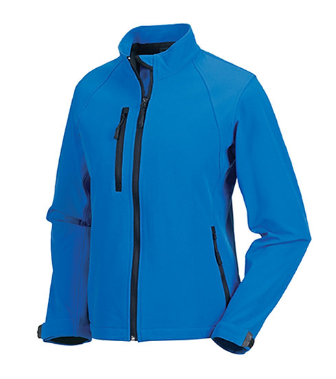 Ladies Soft Shell Waterproof Jacket