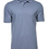 Thumbnail: MENS LUXURY STRETCH POLO TEEJAYS