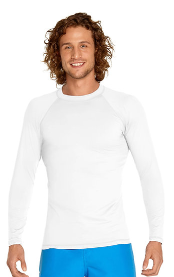 RASH GUARD LONG SLEEVE WET EFFECT
