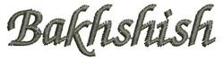 BAKSHISH