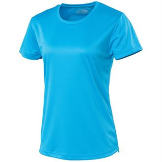Ladies quick dry t-shirt