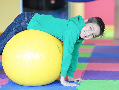 PRONE & SUPINE: Doctor attributes the Superman to Preventing Developmental Delays