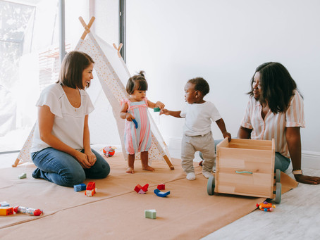 Unstructured play is critical for kids + their brain development—set them free with these great toy