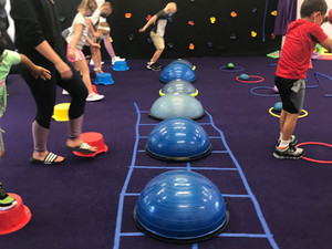 KidSHINE combines fitness with occupational therapy to help kids