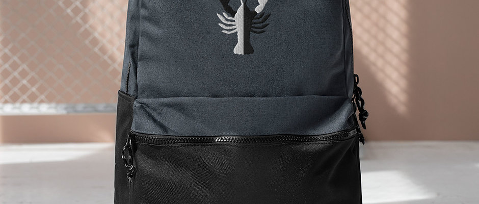 Embroidered LLG Champion Backpack