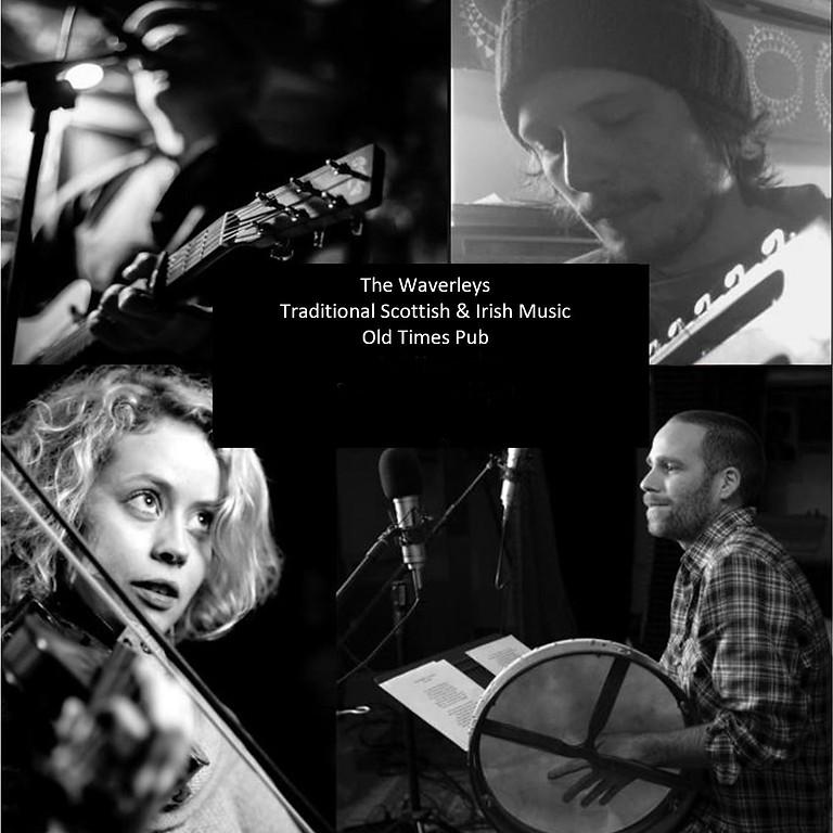 The Waverleys, traditional Scottish & Irish music