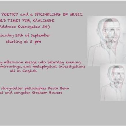 Poetry & Storytelling evening